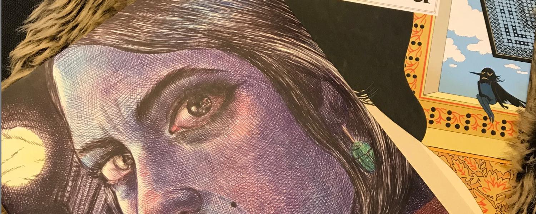 novelas gráficas, noviembre, 2018, belleza, lo que más me gusta son los monstruos