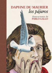 los pájaros, portada, daphne du maurier, pablo gallo