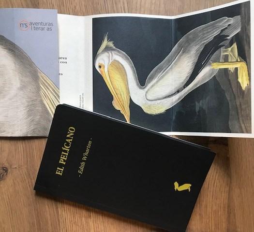 el pelícano, edith wharton, aventuras literarias, completo