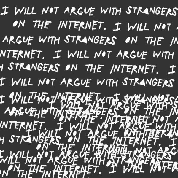 austin kleon, i will not argue with strangers on the internet, reseñas negativas