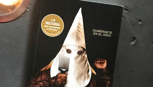 Infiltrado en el KKKlan: el ego del oprimido