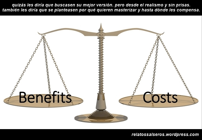 relacion coste beneficio en el baile - relatossalseros.wordpress.com