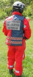 Kennzeichnung des Fliegerischen Einsatzleiters