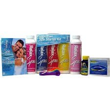 Premium Relax Spa Hot Tub Starter Kit RSPAKIT1S