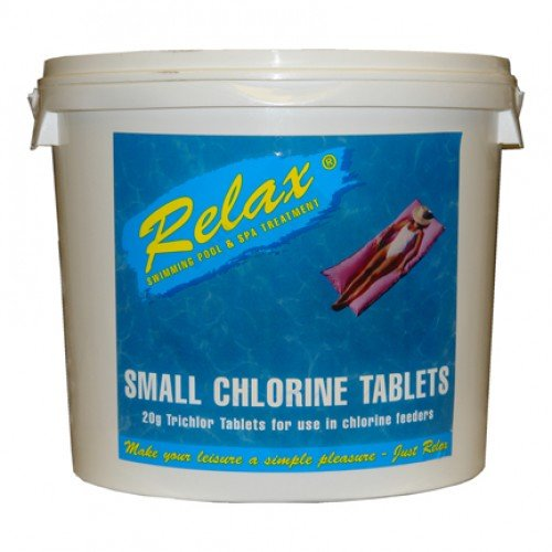 small chlorine Tablets 20g