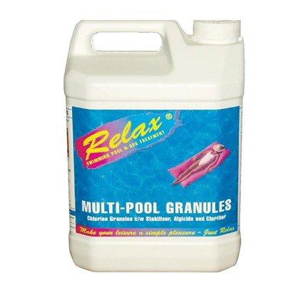 Relax Multi Pool Granules 5kg RCH116