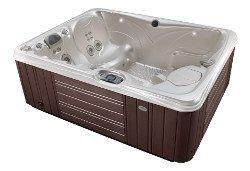 Kauai Spa: Caldera Paradise hot tub from Relax Essex