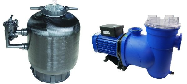 UPGRADED Argonaut pump premium Filter Package CW Essential Plumbing Kit