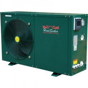 HeatSeeker 5.6kW Horizontal Heat Pump