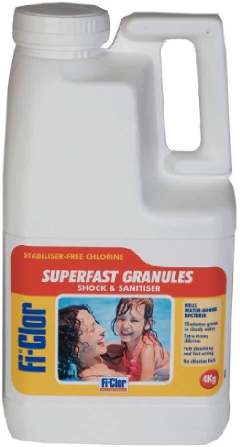 superfast shock granules