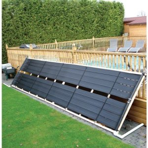 In Ground Solar Heating Kit 2 X 0.61m X 6.1m