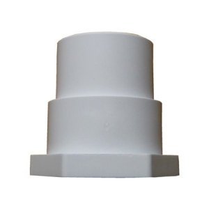 1.5in MP FT Adaptor White ppf11810