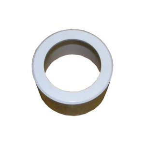 2in To 1.5in Plain Reducer White Product Code: PPF12410