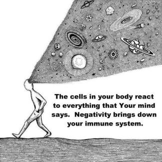 10 Relax and Succeed - The cells in your body react