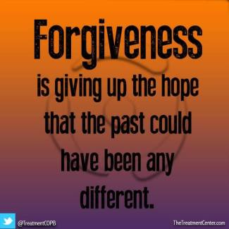 53 Relax and Succeed - Forgiveness is giving up the hope