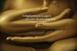 66b Relax and Succeed - Enlightenment is the ego's ultimate disappointment