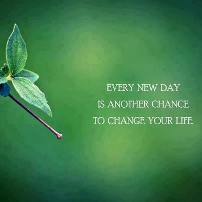 69b Relax and Succeed - Every new day is another chance