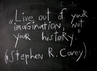 73 Relax and Succeed - Live out of your imagination