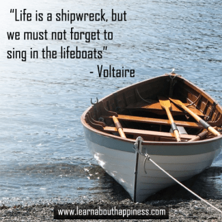 75a Relax and Succeed - Life is a shipwreck
