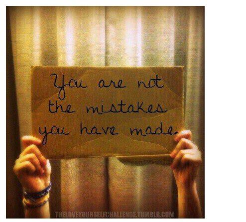 80 Relax and Succeed - You are not the mistakes