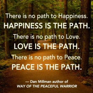 137 Relax and Succeed - There is no path to happiness