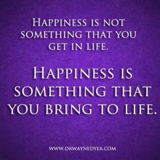 144 Relax and Succeed - Happiness is not something