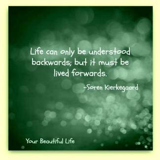146 Relax and Succeed - Life can only be understood