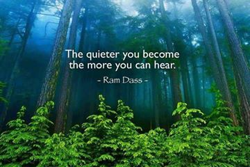 183 Relax and Succeed - The quieter you become