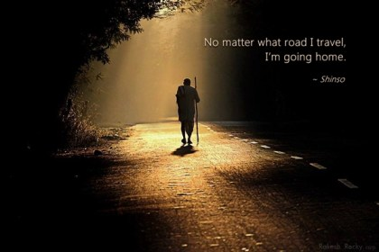207 Relax and Succeed - No matter what road