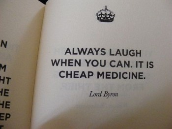 219 Relax and Succeed - Always laugh when you can