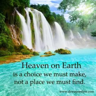 227 Relax and Succeed - Heaven on earth