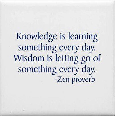 238 Relax and Succeed - Knowledge is learning