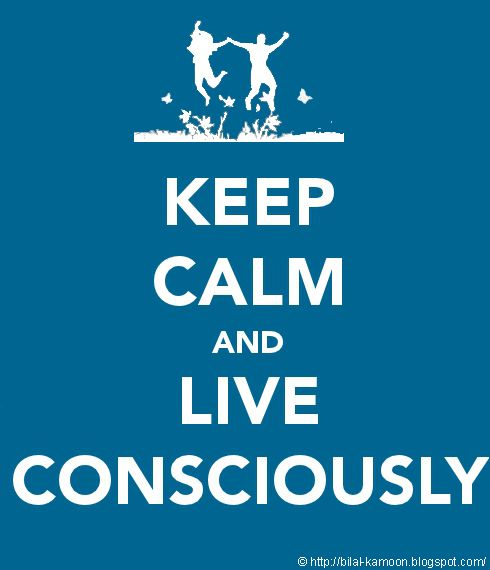 293 Relax and Succeed - Keep Calm and Live Consciously