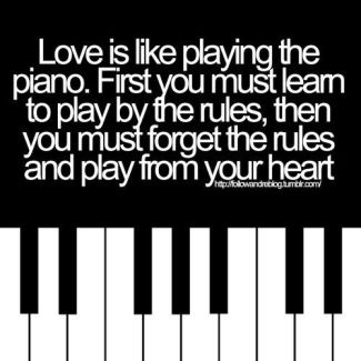 362 Relax and Succeed - Love is like playing the piano