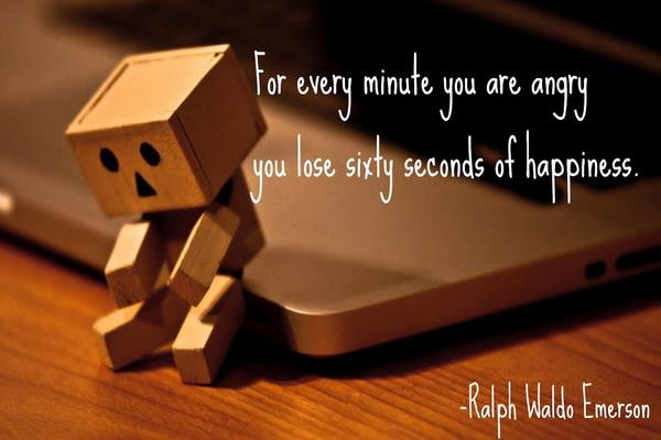 373 Relax and Succeed - For every minute you are angry