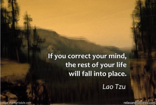 375 Relax and Succeed - If you correct your mind