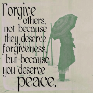 394 Relax and Succeed - Forgive others not because