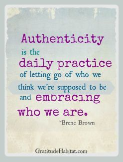 399 Relax and Succeed - Authenticity is the daily practice