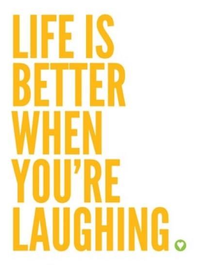 403 Relax and Succeed - Life is better when you're laughing