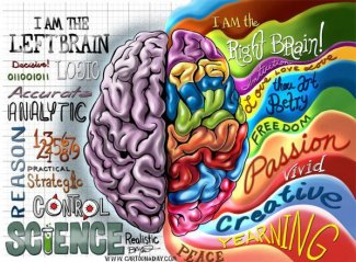 405 Relax and Succeed - Left brain right brain