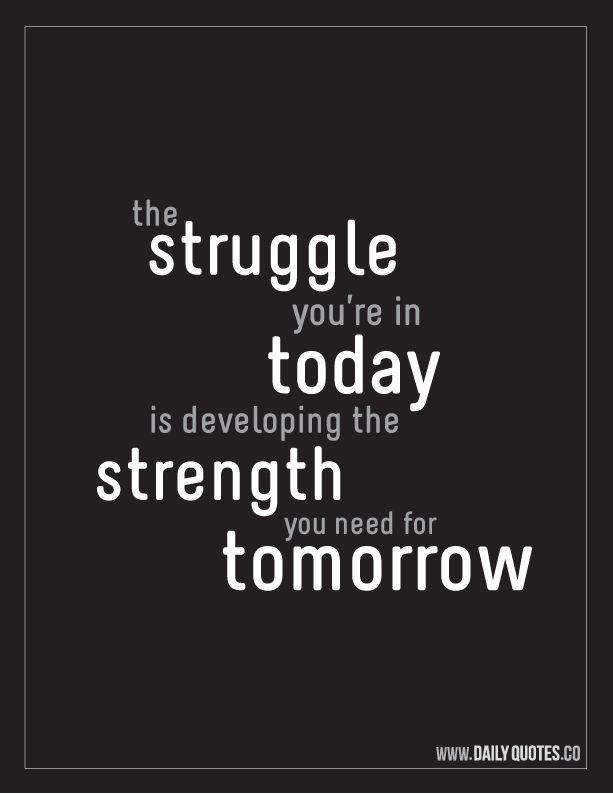 451 Relax and Succeed - The struggle you're in today