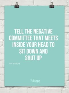 483 Relax and Succeed - Tell the negative committee