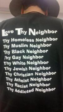 493 Relax and Succeed - Love they neighbour