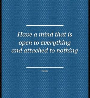 500 Relax and Succeed - Have a mind that is open