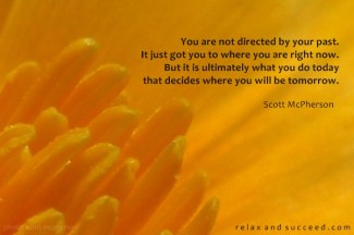 550 Relax and Succeed - You are not directed