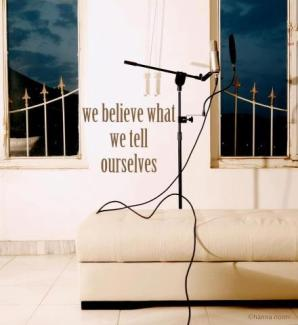 574 Relax and Succeed - We believe what we tell ourselves