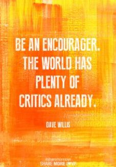 602 Relax and Succeed - Be an encourager