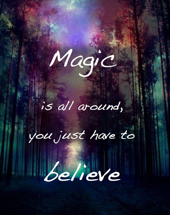 606R Relax and Succeed Rebuttal - Magic is all around you