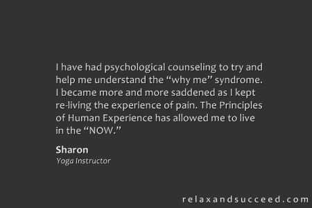Relax and Succeed - Testimonial - Sharon Willey 1