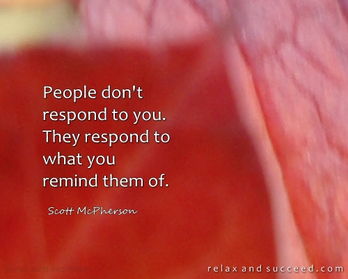 648 Relax and Succeed - People don't respond to you